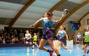 N2F. Colombes - PHK (33-23) : Plouvorn n'a pas pu lutter